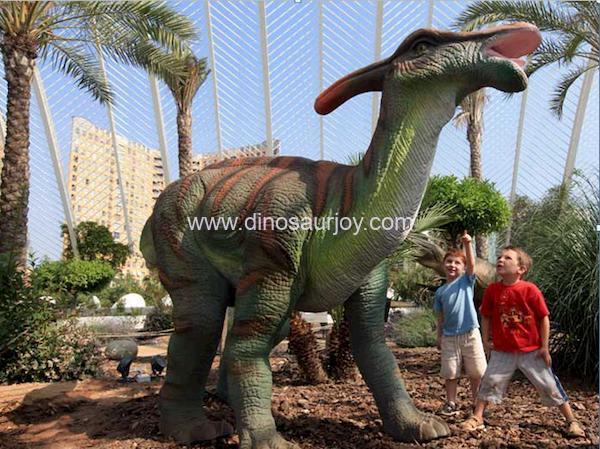 DWD1330-Parasaurolophus