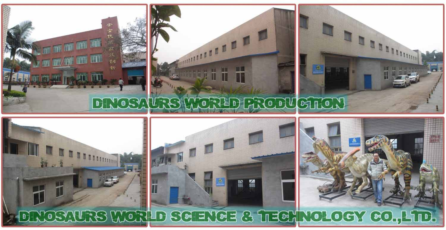 Our-Animatronic-Dinosaurs-Factory