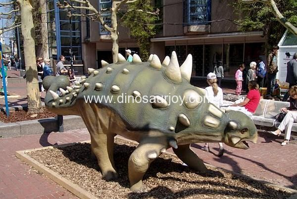 DWD033 Ankylosaurus