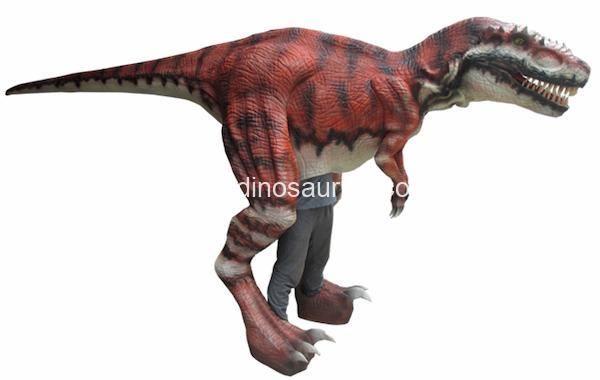 DWE3324-21 Raptor Costume