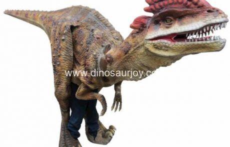 DWE3324-7 Dilophosaurus Costume