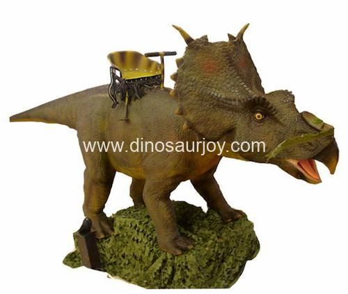 DWR008 Triceratops Ride