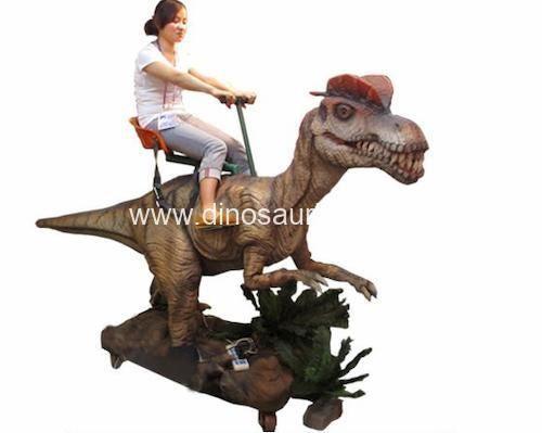 DWR013 Dilophosaurus Ride