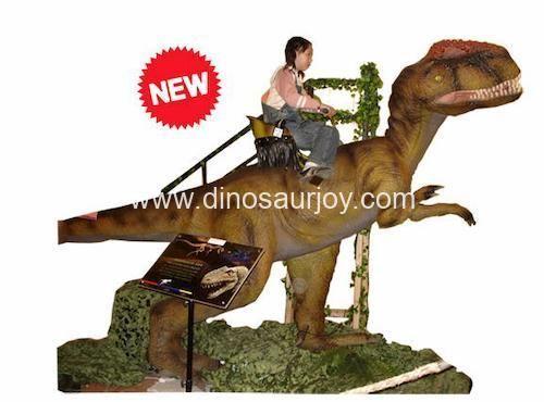 DWR023 Monolophosaurus Ride