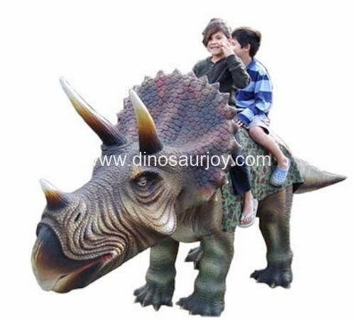 DWW001 Triceratops Ride