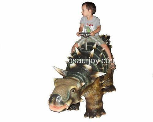DWW011 Ankylosaurus Ride