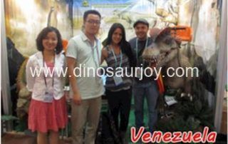 client from Venezuela